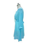 (Same Day Dispatch) Women's Home for Peculiar Children Emma Costume, Light Blue HC-149