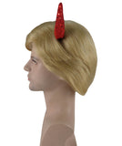 PRESIDENT TRUMP II WIG WITH DEVIL HORNS HM-097