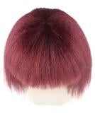 Pop Star Burgundy Wig HW-1122