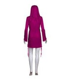 Adult Women's Purple Naughty Nun Costume HC-275