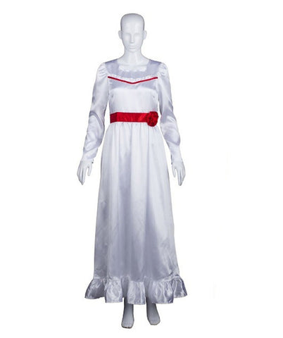Adult Woman's Costume for Cosplay Annabelle HC-314