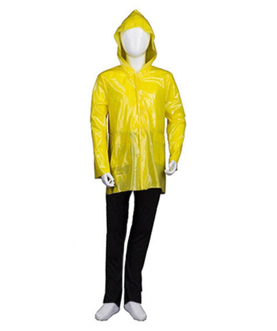 Child Costume for Cosplay IT Georgie Raincoat HC-368