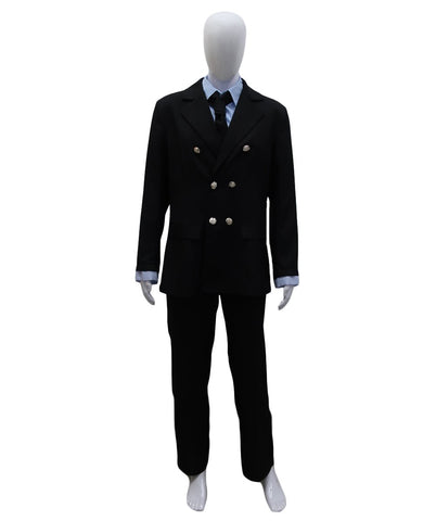 Adult Men's Costume for Cosplay One Pirce Sanji Suit HC-427