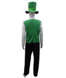 Adult Men's Irish Leprechaun Costume  HC-443