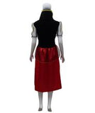 Adult Women's Costume for Cosplay Queen of Hearts HC-455