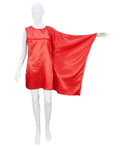 Adult Women 2018 World Cup Red Flag Dress Costume HC-909