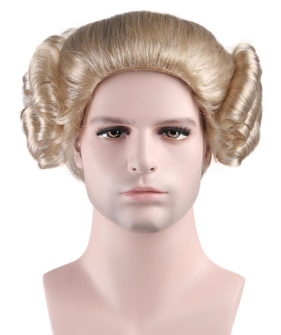 Court Judge style Adult Size Wig HM-014