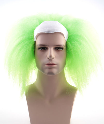 MAD SCIENTIST - CRAZY CLOWN WIG (HALLOWEEN WIG)| HD-1030 - The Hairdrobe
