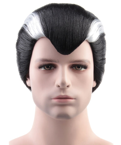 Vampire Wig - (Halloween Costume) | HD-1031 - The Hairdrobe