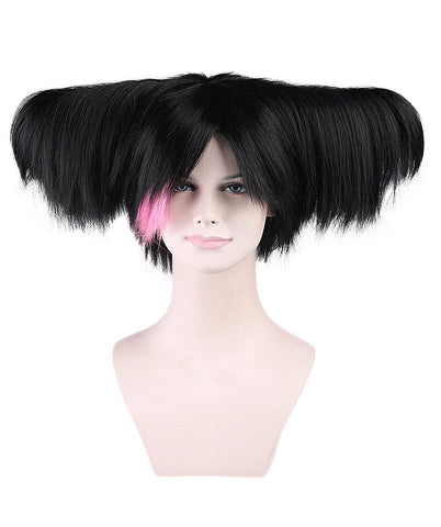 BLACK WITCH / BAT WIG(Cosplay, Anime, Manga Style) | HW-082