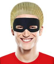 Wig for Cosplay Incredibles 2 Dashiell Parr With Mask Set HM-699