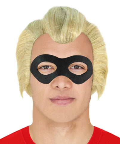 Wig for Cosplay Incredibles 2 Mr.Incredible With Mask Set HM-990