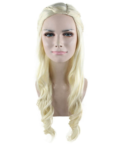 Wig for Cosplay Game of Thrones Dragon Queen HW-1540