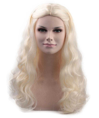 QUEEN ALICE WHITE Wig HW-163