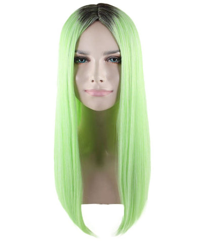Wig for Cosplay Jenner Ombre Green HW-1639