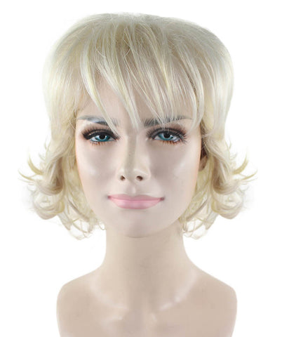 Blond Country Singer Wig HW-1726