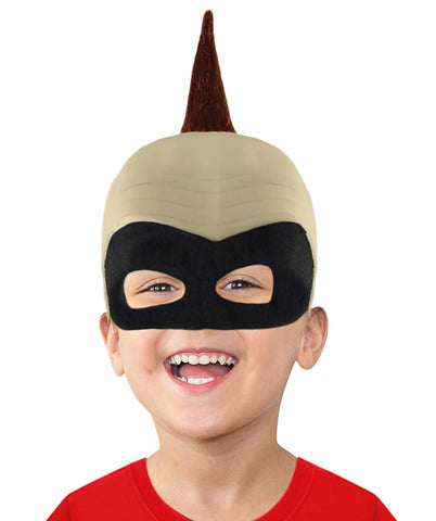 Wig for Cosplay Incredibles 2 Baby Jack Parr with Mask Set HM-696