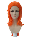 'LADY GAGA' STYLE / FEMALE DAVID BOWIE 'ZIGGY STARDUST' COSTUME WIG HW-194