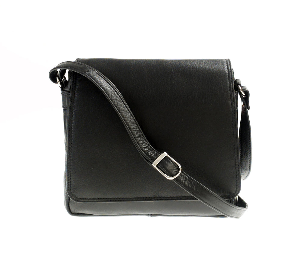 Beautiful Sirco Heather Leather Shoulder Bag