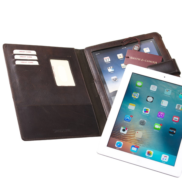 Smith & Canova Leather iPad Cover