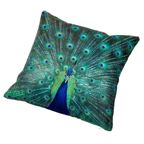 Cushion & Cushion Covers Peacock Design