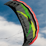 Prism Kites Tensor 5.0 Power Kite (Silver)