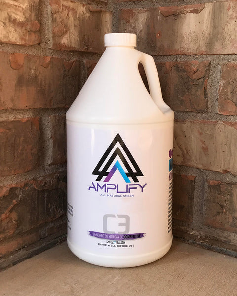 AMPLIFY All Natural Sheen  {Gallon}
