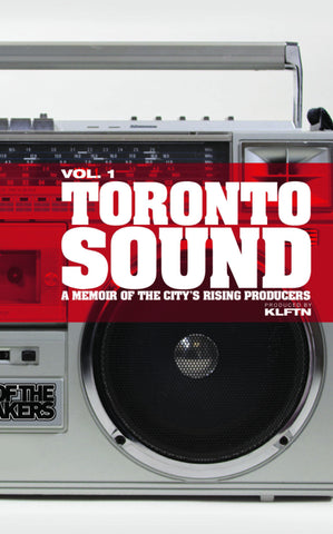 Toronto Sound Vol. 1 (Book)