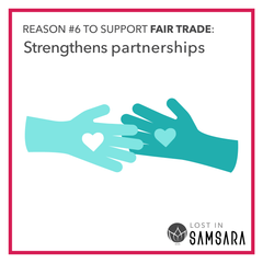 Strengthens partnerships