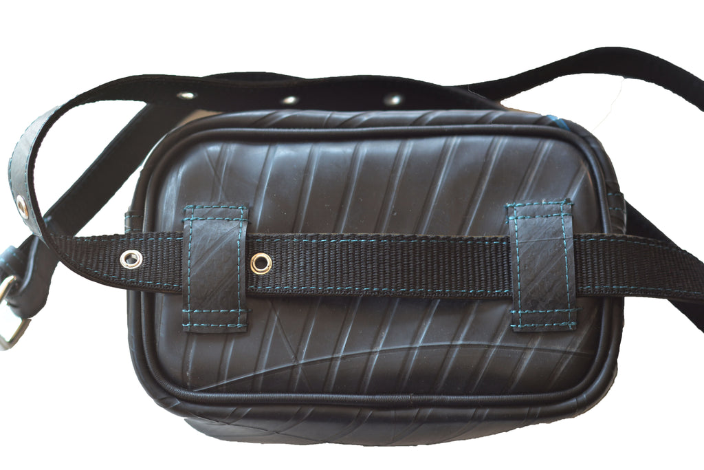 Bum Bag-Recycled Tyre