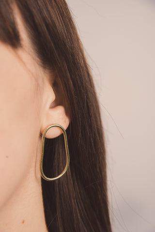 Recycled Earrings - Lost in Samsara