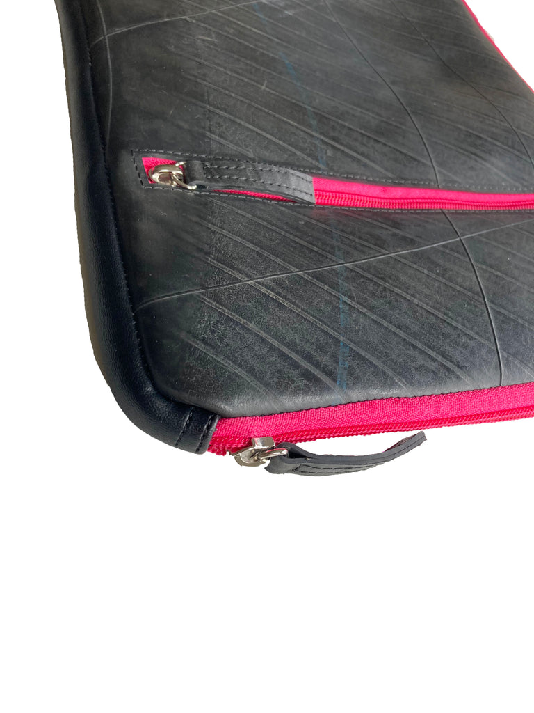 Recycled Inner Tube Laptop Case 15 inch
