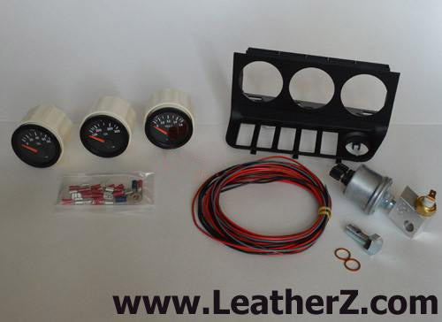 E36 Gauge Kit - Right Hand Drive Variant