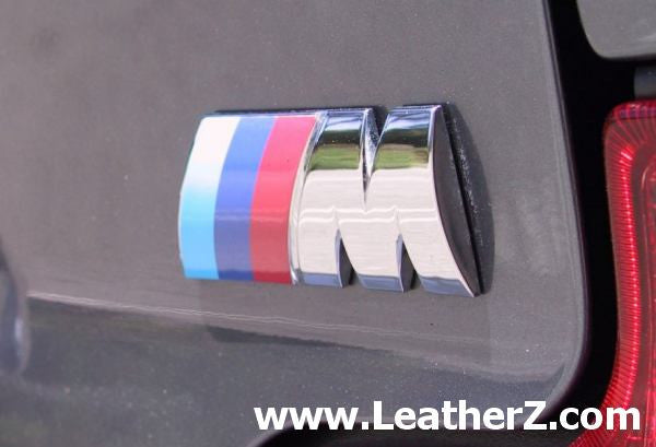 Curved M Badge (Z3 S54 era)