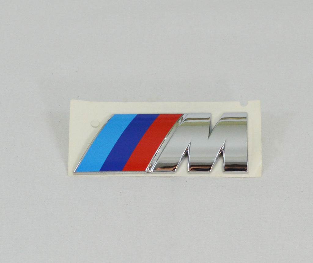 Toolbox Grade Curved M Badge