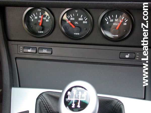 E46 S54 M3 - Complete Gauge Kit