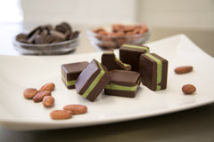 THIN MINT SUPERFOOD SQUARES