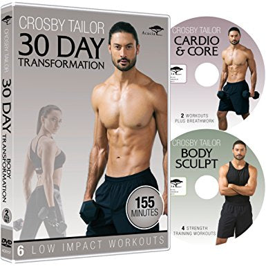 30 Day Transformation Low Impact Training Workout