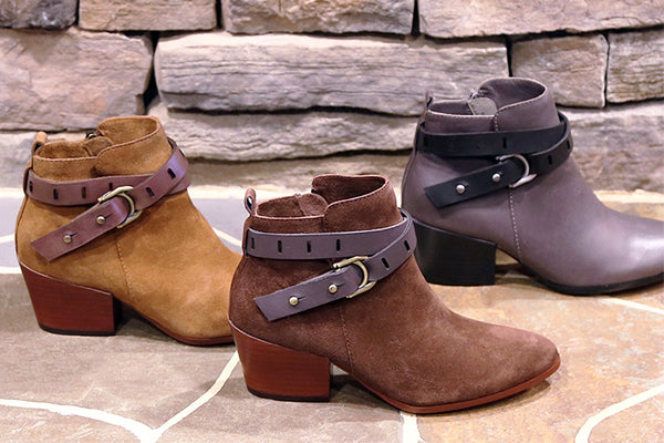 Fall Trends: The Bootie