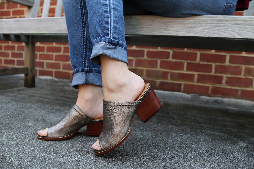 Meet the Carolina, the latest style from Nicole Shoes.
