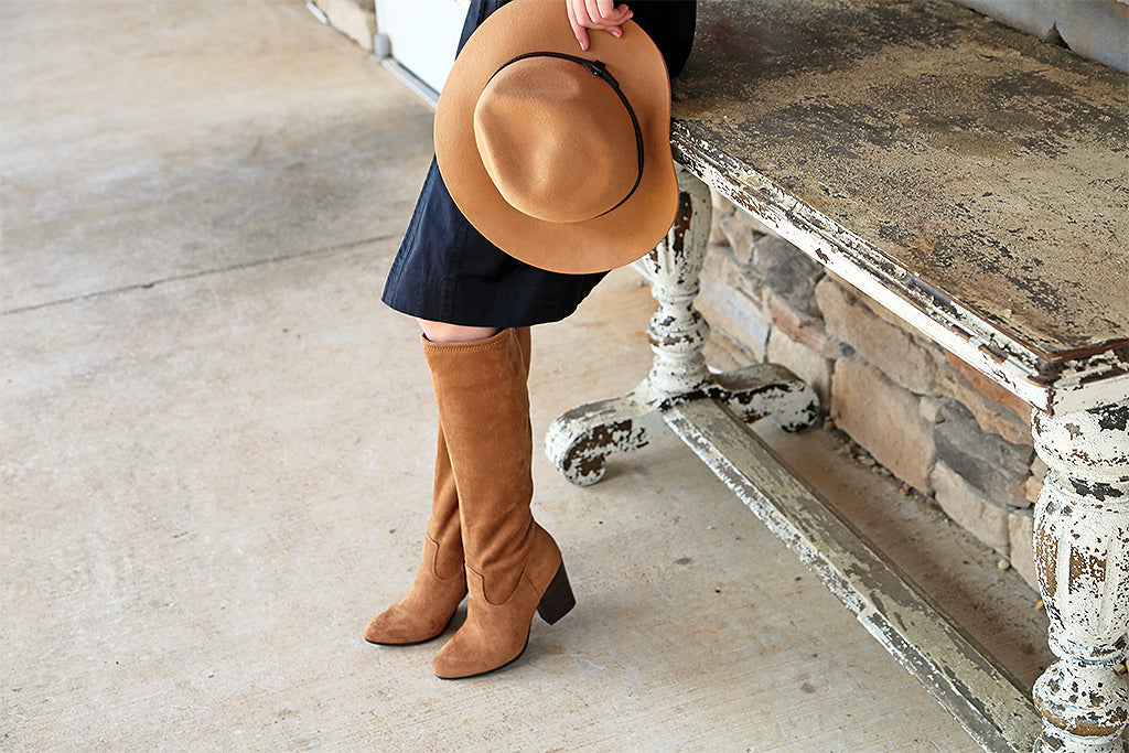 nicole shoes noel tall boots