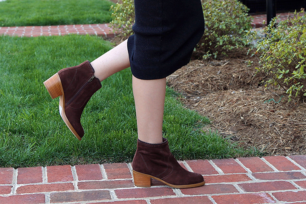 nicole shoes kadin booties