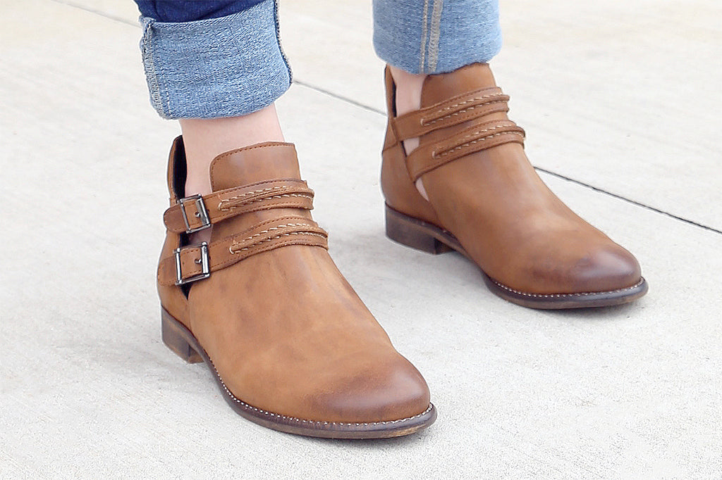 nicole shoes raina bootie fall 2016 trend alert western chic blog