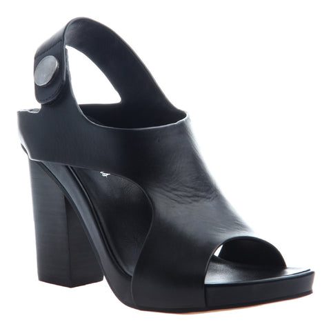 Nicole_Jaylene_Black_Open toe, Open heel with ankle strap and leather upper
