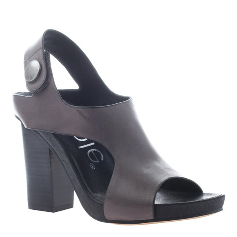 JAHIDA in SOFT GREY Heeled Sandals