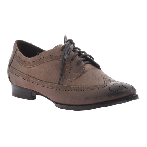 Nicole, Kaci, Elmwood, Leather oxford with laces