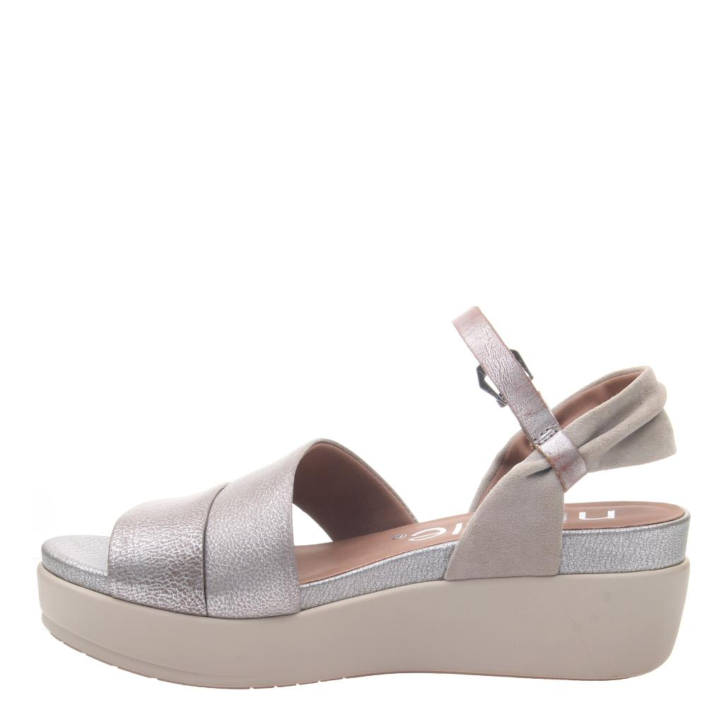 KIRRA in SILVER, left view