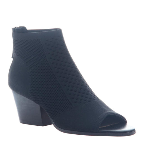 ARLETT in BLACK Ankle Boots