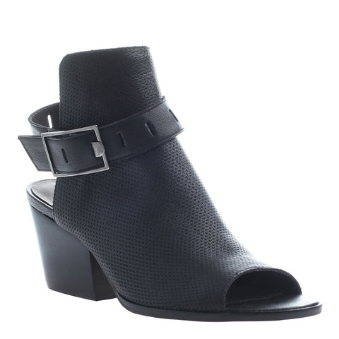 Nicole, Talullah, Transitional shoe with open heel and open toe with upfront styling