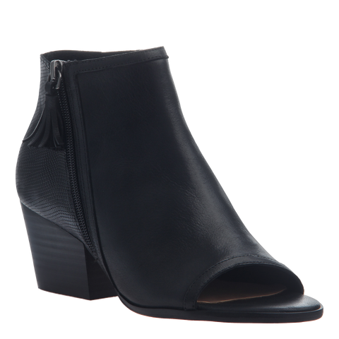 ARLETT in DARK TAUPE Ankle Boots